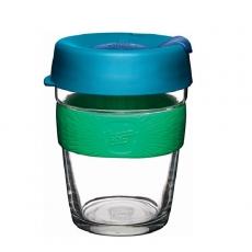 Kavos puodelis KeepCup Flora stiklinis, 340ml