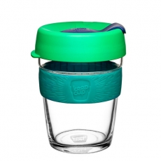 Kavos puodelis KeepCup Floret stiklinis, 340ml