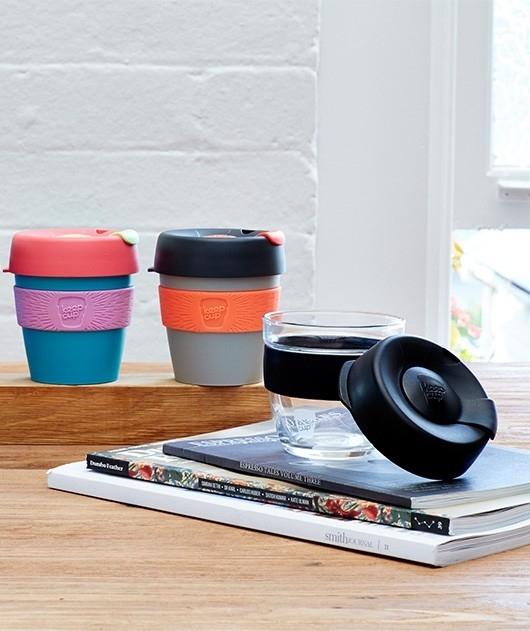 Kavos puodelis KeepCup Kinetic plastikinis, 340ml
