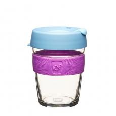 Kavos puodelis KeepCup Lavender stiklinis, 340 ml