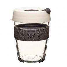 Kavos puodelis KeepCup Milk stiklinis, 340 ml