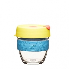 Kavos puodelis KeepCup Pineapple stiklinis, 227 ml