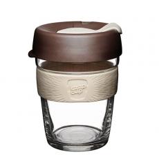 Kavos puodelis KeepCup Roast stiklinis, 340 ml