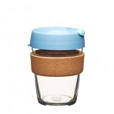 Kavos puodelis KeepCup Rock Salt stiklinis, 340ml
