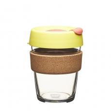 Kavos puodelis KeepCup Saffron stiklinis, 340ml