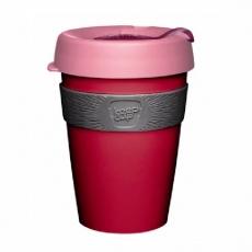 Kavos puodelis KeepCup Scarlet plastikinis, 340ml