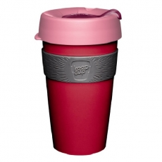 Kavos puodelis KeepCup Scarlet, plastikinis 454ml