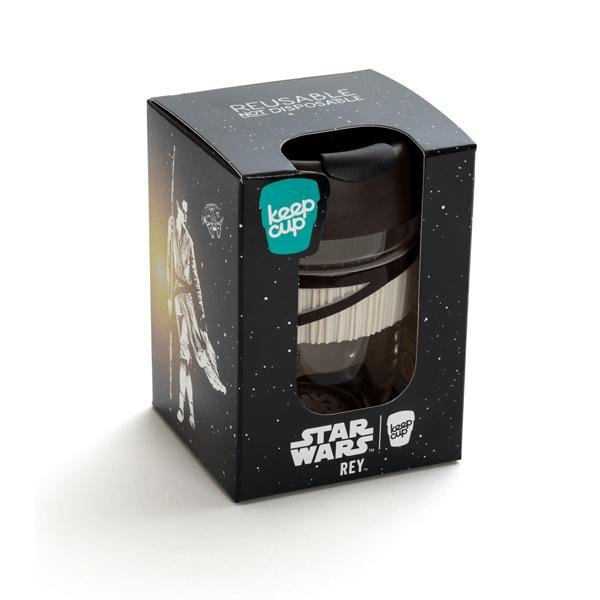 Kavos puodelis KeepCup Star Wars Rey, 340 ml
