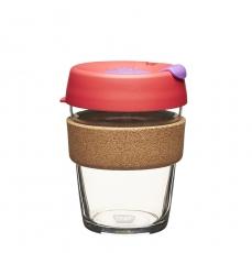 Kavos puodelis KeepCup Sumac stiklinis, 340ml