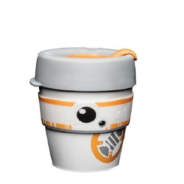 Kavos puodelis Star Wars BB8 plastikinis, 227ml