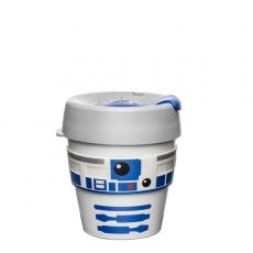 Kavos puodelis Star Wars R2D2 plastikinis, 227ml