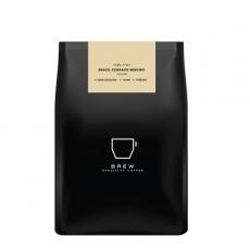 Kavos pupelės BREW. Brasil Cerrado, 1kg