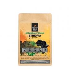Kavos pupelės Rocket Bean Ethiopia, 200g