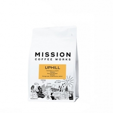 Kavos pupelės Uphill Espresso, 250g