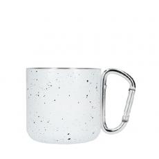 Kelioninis puodelis Asobu Campfire Mug, baltas 360ml