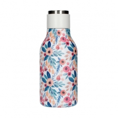 Kelioninis termo butelis Asobu Floral, 460ml