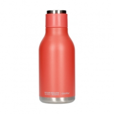 Kelioninis termo butelis Asobu, rausvas 460ml