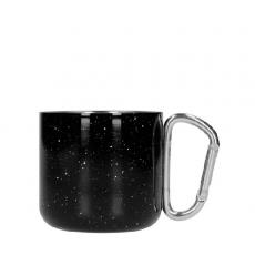 Kelionins puodelis Asobu Campfire Mug, juodas 360ml