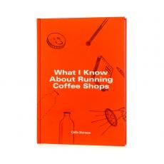 Knyga apie kavinių verslą