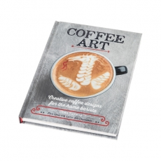 Knyga Coffee Art Book