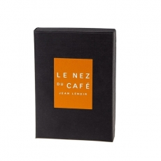 Knyga Le Nez Du Cafe Temptation + 6 kvapai