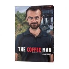 Knyga The Coffee Man