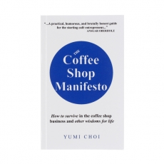 Knyga The Coffee Shop Manifesto