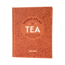Knyga World Atlas of Tea