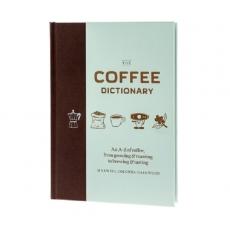 Knyga-kavos žodynas anglų kalba