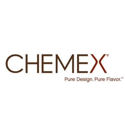 Kvadratiniai popieriniai filtrai kavinukui Chemex, 100vnt.