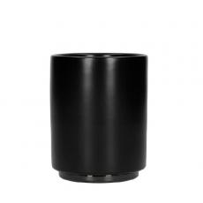 Latte kavos puodelis Fellow, juodas 325ml