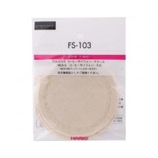 Medžiaginiai filtrai kavinukui Syphon, 5vnt.