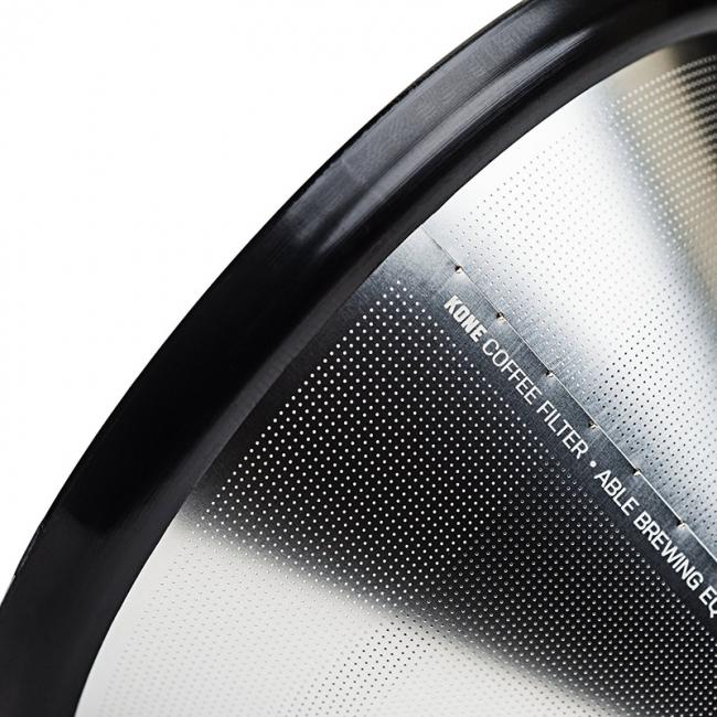 Metalinis filtras Able Chemex kavinukui