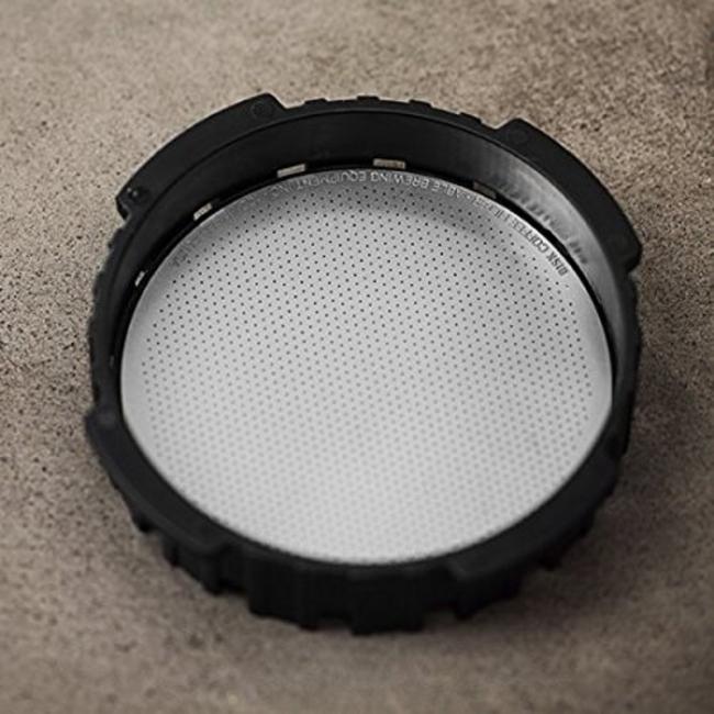 Metalinis filtras Able Fine Aeropress kavinukui