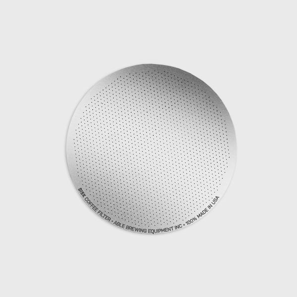 Metalinis filtras Able Standard Aeropress kavinukui