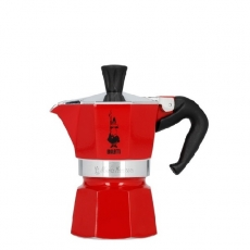 Moka kavinukas Bialetti Express Red, 50ml 1p.
