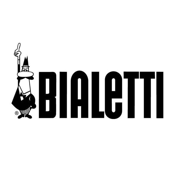 Moka kavinukas Bialetti Induction baltas, 300ml 6p.