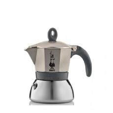 Moka kavinukas Bialetti Induction Gold, 150ml 3p.
