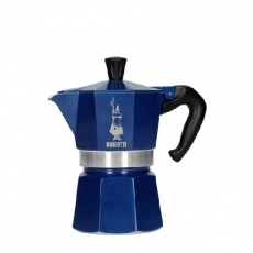 Moka kavinukas Bialetti Marocco Blue, 150ml 3p.