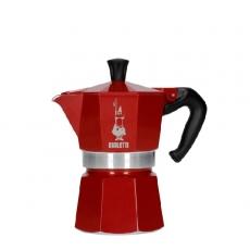 Moka kavinukas Bialetti Marocco Red, 150ml 3p.