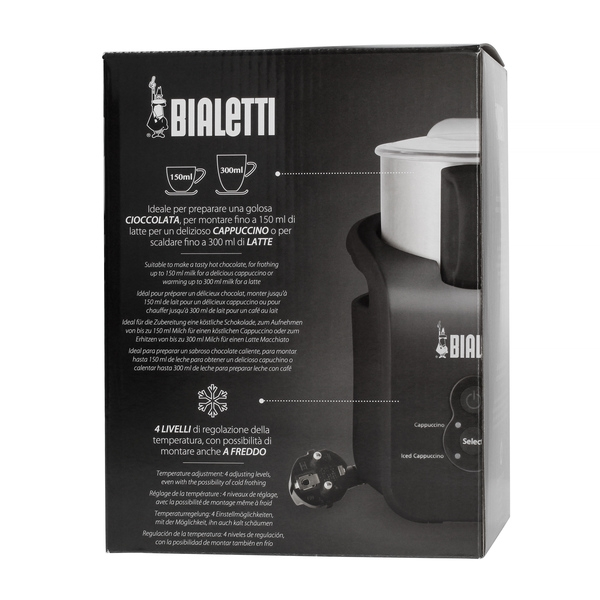 Pieno ir šokolado plakiklis Bialetti, 0.3L