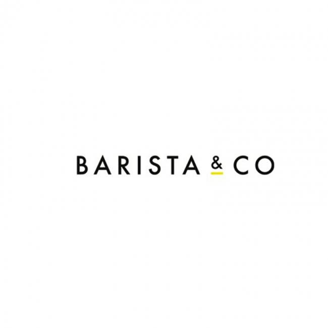 Pieno putų plakiklis Barista & Co, sidabrinis