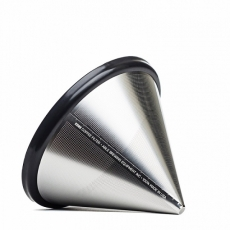 Plieninis filtras Chemex kavinukams