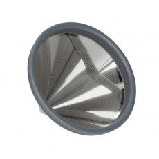 Plieninis filtras Hario V60 kavinukams