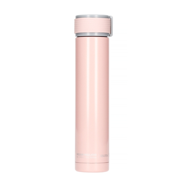 Plona mini gertuvė Asobu, rožinė 230ml