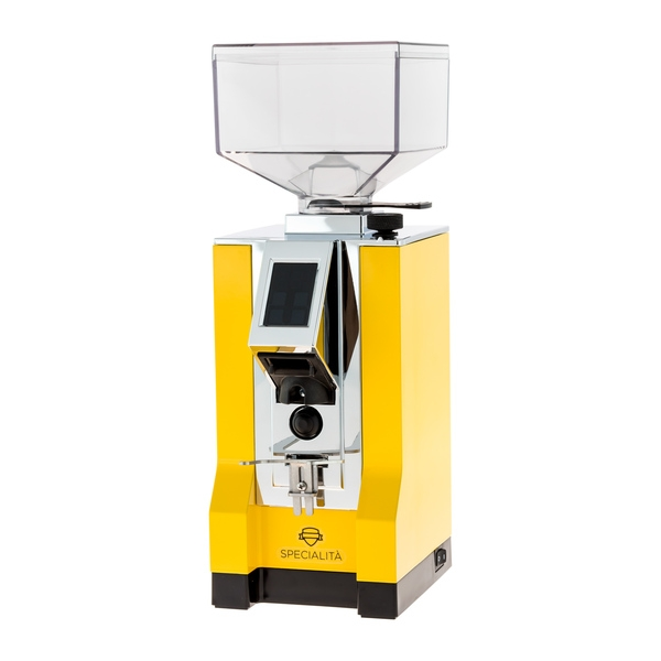 Profesionali kavamalė Eureka Mignon Specialita, geltona