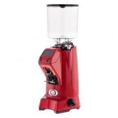 Profesionalus kavos malūnas Eureka Zenith 65E, raudonas
