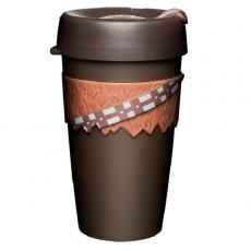 Puodelis KeepCup Chewbacca plastikinis, 454ml