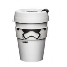 Puodelis KeepCup Stormtrooper, 340ml