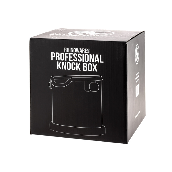 Rhinowares kavos tirščių dėžė Deluxe, 16.5cm
